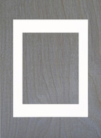 10x13 Picture Frame Matting (Fits Most Regular Concealed Cabinets)