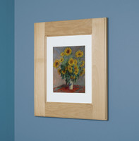 14x18 unfinished shaker style recessed picture frame medicine cabinet