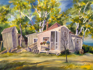 Spartan Summer Cottage, Harpswell, Maine