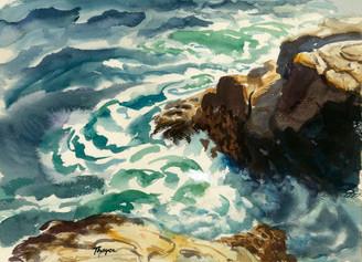 Ocean Cliff Surf