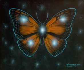 Butterfly - Gatherer of the Sacred Flint