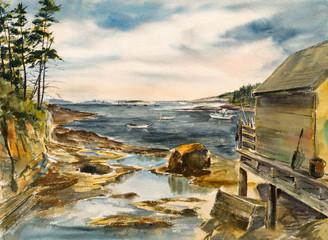 Mere Point Maine