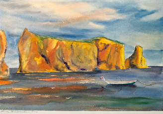 Percé Roc, Gaspé Peninsula
