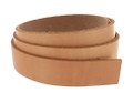 Natural Tooling Leather Belt Strap