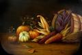 Autumn Gathering Basket (Download)