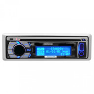 New KMR550U Kenwood Marine Boat CD Radio USB iPod iPhone Pandora Stereo Receiver KMR550u