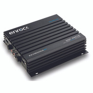 New Enrock Marine EKMB500ABT 400-Watt 4-Channel Black Waterproof Marine/Car Bluetooth Streming Amplifier