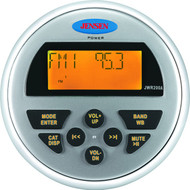 New Jensen JWR200 Waterproof Wired Stereo Remote Control With LCD Display