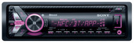 Sony MEXN5000BT CD Car Stereo Receiver with Bluetooth, NFC Pairing & App Remote SmartPhone Control
