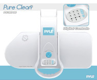 New Pyle PSTMP95 Pure Clean Digital Table Top Steam Press W/Steam Burst Function