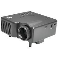 PyleHome PRJG45 Multimedia Home Theater Mini Projector HDMI/AV/VGA Inputs SD&USB