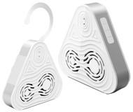 New Pyle PSRB8WT 3-Way Bluetooth Wireless Shower Speaker W/Hands-Free-Spkr Phone