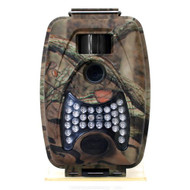 PHTCM38 Pyle Water Resistant Wild Game Trail Scouting Camera with Infrared Night Vision, Record Video, Snap Images and Invisible Flash