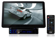 New PLD10BT10.1'' Screen DVD CD MP3 iPod AM FM USB SD Receiver/ Bluetooth/Remote