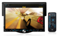 "New PLD77MUB 7"" Detachable Touch Screen Car DVD USB SD iPhone Player W/Bluetooth"