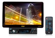 "New PLD101BT 10.1"" LCD Detach Car Audio Bluetooth DVD USB Multimedia AUX Player"