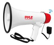 New Pyle PMP42BT Bluetooth 40W Megaphone Speaker w/ AUX USB & SD Input