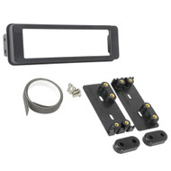 Scosche HD7000AB ISO DIN Stereo Installation Kit For 96-13 Harley Davidson