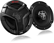 JVC CSV628 6.5-Inch 2-Way Coaxial Speakers 250W Peak (Pair)