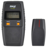 Pyle PHCT205 Network Cable Tester - UTP, FTP, BNC Coaxial, Telephone Continui...