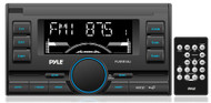 New Pyle PLRRR18U Digital Car Audio Receiver AM/FM Radio USB/SD/AUX Input/Remote