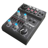 5 Channel Professional Compact Audio Mixer With USB Interface