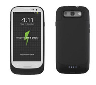 Mophie 2200_JP-GALAXY-SIII-BLK Juice Pack for Samsung Galaxy SIII - Retail Packaging - Black
