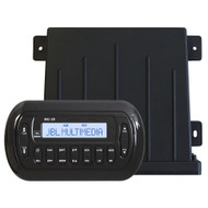 New JBL MBB2120 Marine Black Box Digital Media System AM/FM With Bluetooth Streming
