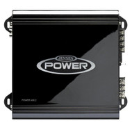 Jensen POWER4002 Power4002 400-Watt 2 Channel Car Audio Amplifier