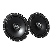 "JVC CS-DR1720 300-Watt 6.75"" Inch 2-Way Black Coaxial Car Speakers"
