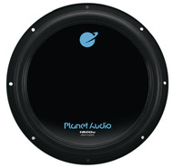 "Planet 10"" Dvc Woofer 1500W Max"