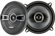 2) Kicker 41KSC54 5.25 150 Watt 2-Way Car Audio Coaxial Speakers KSC54