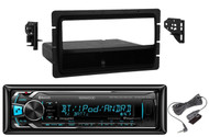 Installation Dash Kit,Kenwood iPod Bluetooth AUX Mp3 Pandora iPhone Car Receiver