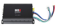 New MB Quart NA1-3204 320W 4-Ch Full Range Class D Marine Grade Boat Amplifier