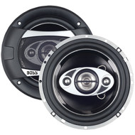 "Boss 6.5"" Inch 400-Watt 4-Way Car Audio Coaxial Stereo Speaker"