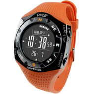 PSKIW25O Digital Ski Watch w/Ski Logbook, Weather Forecast, Altimeter, Barometer