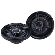 Crunch CS653 Full Range 3-Way Car Speaker, 6.5-Inch