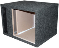 Empty Woofer Box; R/T Single 15 For Kicker L5+L7; Slot Vent