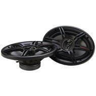 Crunch CS693 Full Range 3-Way Car Speaker, 6 x 9-Inch