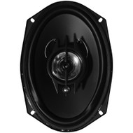 "Speaker 6X9"" 3-Way Xxx; 400W; Butyl Surrnd"