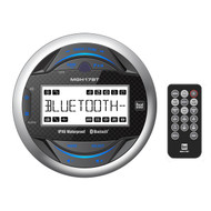 Dual Marine MGH17BT Gauge Hole mount MP3 USB Bluetooth Receiver
