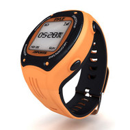 Pyle PSGP410OR GPS Smart Digital Sports Training Watch