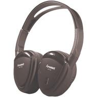 Headphones Swivel Earpad 1 Ch.Infrared;Power Acoustik
