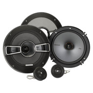"New Kicker 41KSS654 6.5"" Inch 250 Watt Car Audio Stereo Component Speakers Pair"