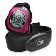 New PSBTHR70PN Bluetooth Fitness Heart Rate Monitoring Watch &Wireless Data-Pink