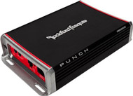New Rockford Fosgate PBR300X2 Punch Series 300-Watt 2-Channel Boosted Rail Amplifier