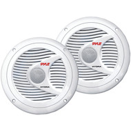 150 Watts 6.5'' 2 Way White Marine Speakers