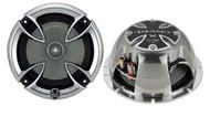 New BrandX XLC62 6.5'' 2-Way Speaker System Power handling: 300W rms/600W max