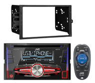 Double Din CD Installation Kit, JVC Double Din USB CD iPod Mp3 AUX Car Receiver