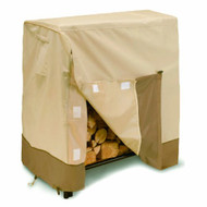 Armor Shield Patio Firewood Log Rack Cover Fits 4' Log Racks 48''L x 24''H x 42''H